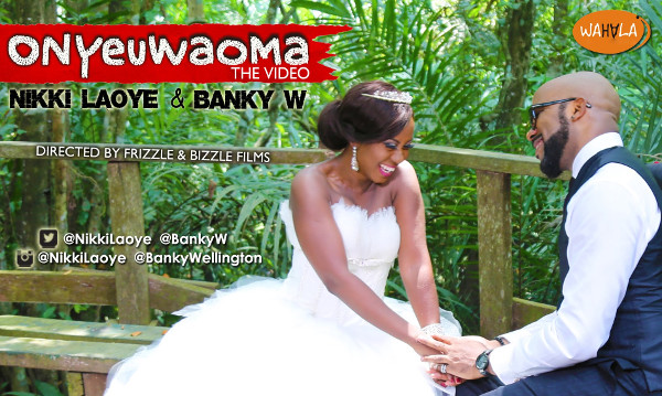 Onyeuwaoma Nikki Laoye and Banky W LoveweddingsNG 1
