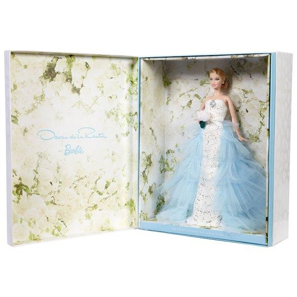 Oscar de la Renta Barbie Bride doll LoveweddingsNG 2