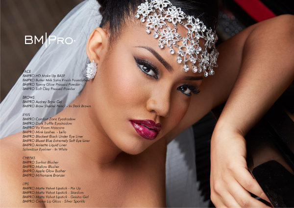 Anna Ebiere Banner Bride Wedding Gown BMPro Covers May 2016 LoveweddingsNG 2