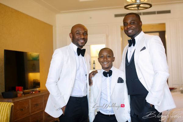 Coco Adeleke and Caleb Adaji White Wedding in Dubai BLawz Studios LoveweddingsNG 2