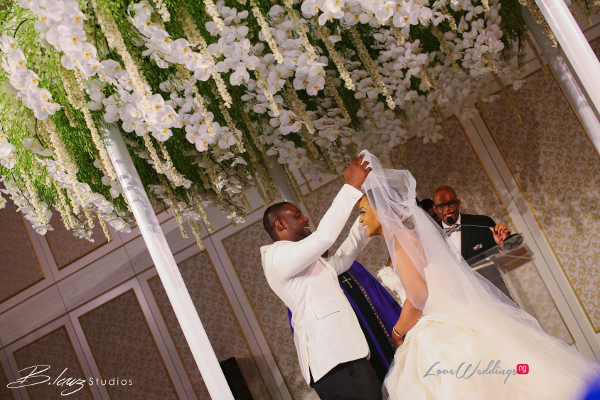 Coco Adeleke and Caleb Adaji White Wedding in Dubai BLawz Studios LoveweddingsNG 9