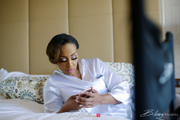 Coco Adeleke and Caleb Adaji White Wedding in Dubai Bride BLawz Studios LoveweddingsNG