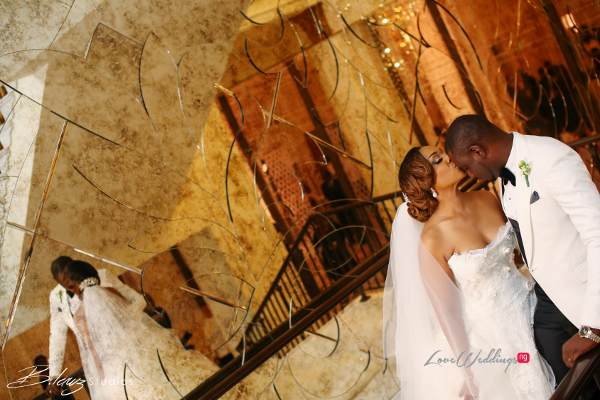 Coco Adeleke and Caleb Adaji White Wedding in Dubai Bride and Groom BLawz Studios LoveweddingsNG 2