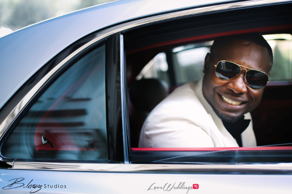 Coco Adeleke and Caleb Adaji White Wedding in Dubai Groom BLawz Studios LoveweddingsNG