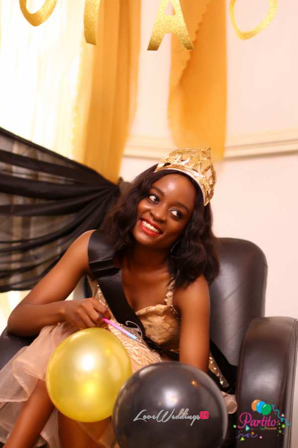 Dami's Beyonce Themed Bridal Shower Partito By Ronnie Bride LoveweddingsNG 4