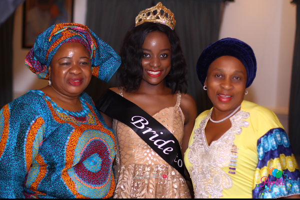 Dami's Beyonce Themed Bridal Shower Partito By Ronnie Bride and Mothers LoveweddingsNG