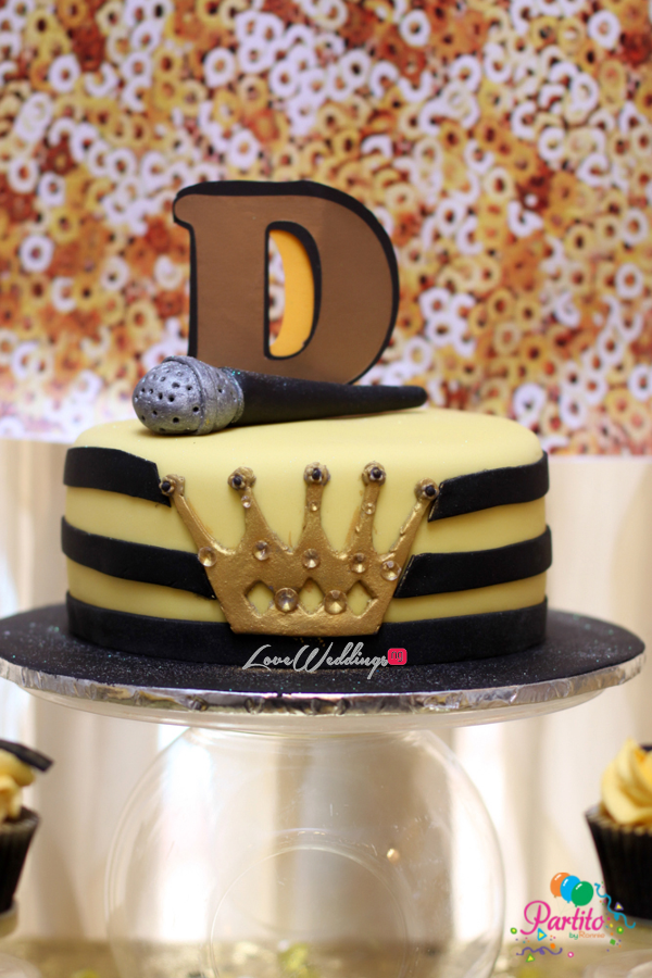 Dami's Beyonce Themed Bridal Shower Partito By Ronnie Cake LoveweddingsNG