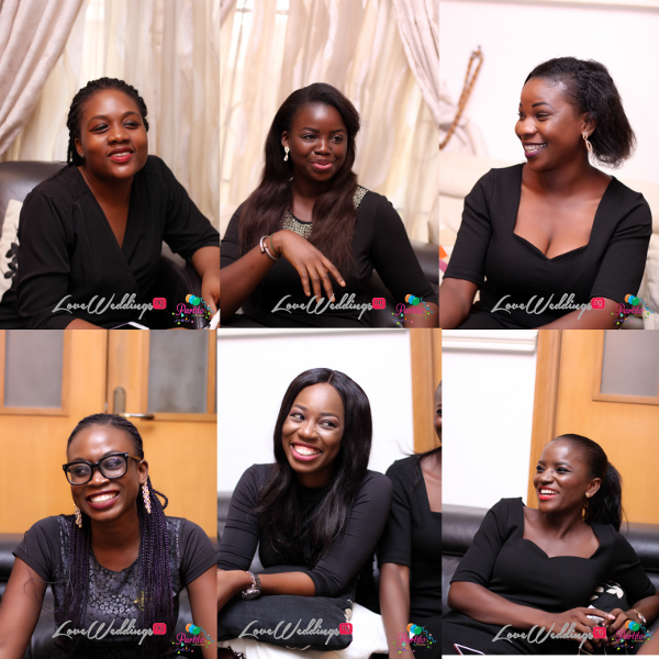 Dami's Beyonce Themed Bridal Shower Partito By Ronnie Guests LoveweddingsNG