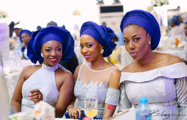 Davido's sister Coco weds Caleb Traditional Wedding Guests April by Kunbi LoveweddingsNG