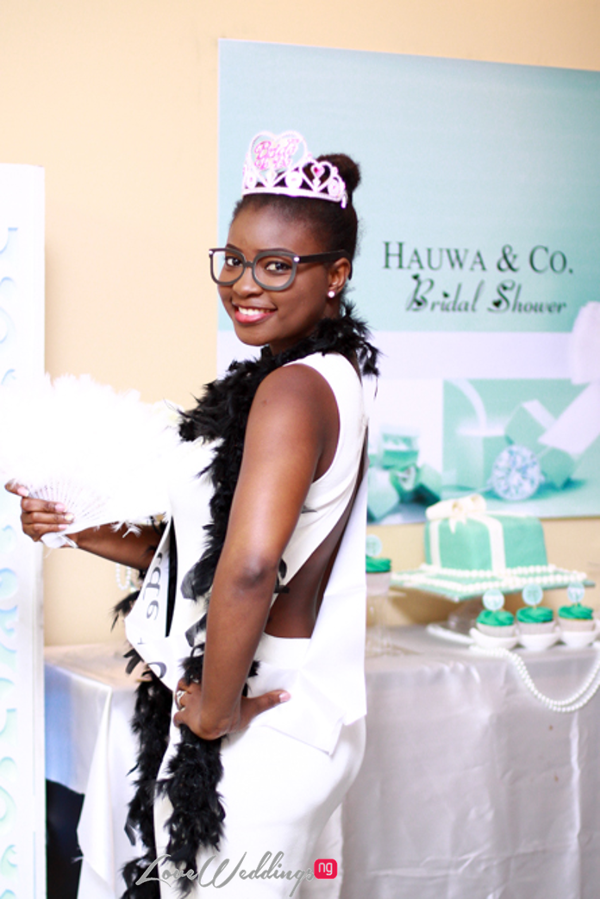 Hauwa's Tiffany & Co Themed Bridal Shower Partito by Ronnie LoveweddingsNG 10