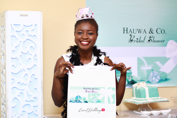 Hauwa's Tiffany & Co Themed Bridal Shower Partito by Ronnie LoveweddingsNG 2