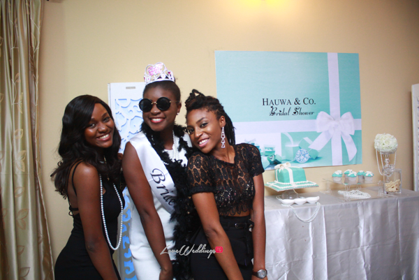 Hauwa's Tiffany & Co Themed Bridal Shower Partito by Ronnie LoveweddingsNG 6