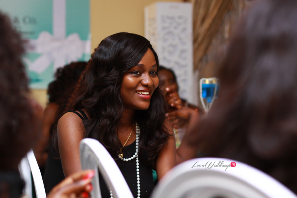 Hauwa's Tiffany & Co Themed Bridal Shower Partito by Ronnie LoveweddingsNG 9