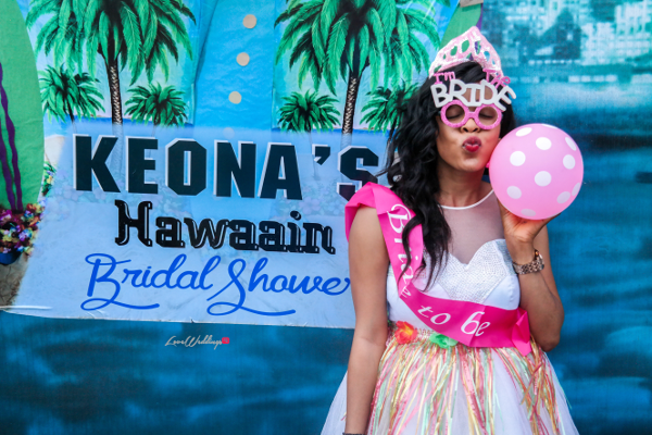 Keona's Hawaian Themed Bridal Shower Partito by Ronnie LoveweddingsNG 4