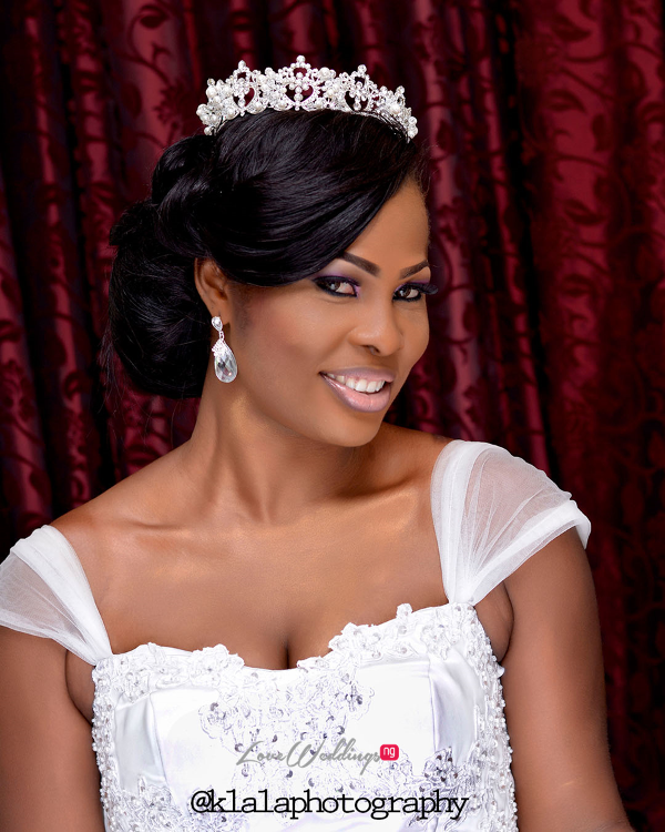 Nigerian Bride Anu and Toye LoveweddingsNG Klala Photography 3