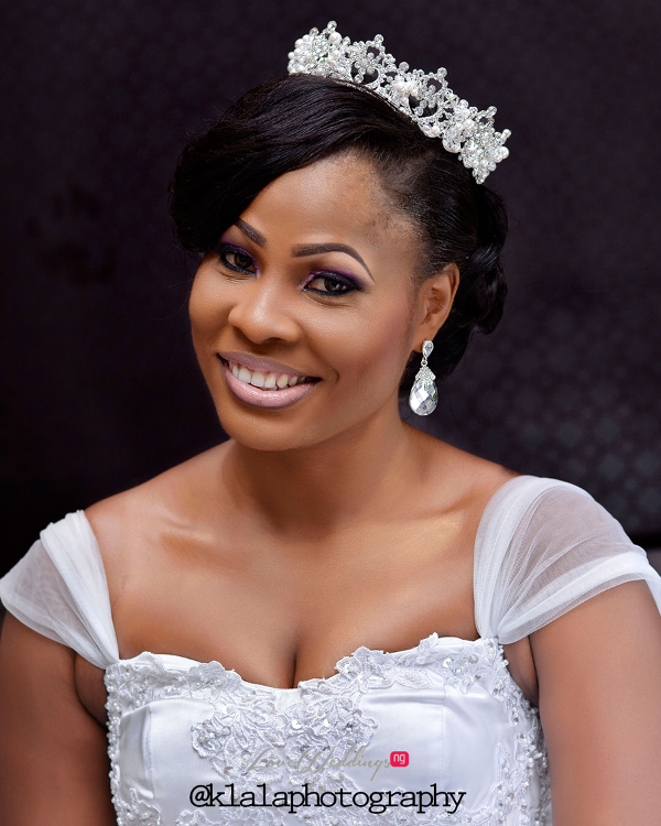 Nigerian Bride Anu and Toye LoveweddingsNG Klala Photography