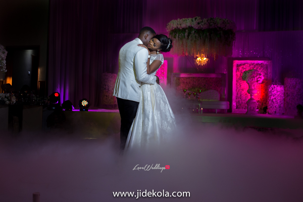 Nigerian Bride and Groom First Dance #IntroducingTheSydneys LoveweddingsNG