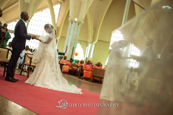 Nigerian Couple Church Grace and Pirzing LoveweddingsNG Diko Photography (2)