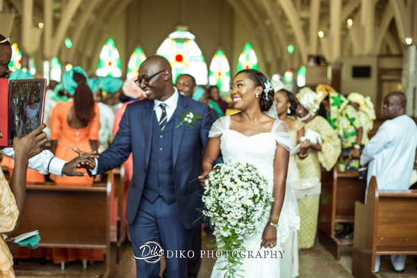 Nigerian Couple Church Grace and Pirzing LoveweddingsNG Diko Photography 3
