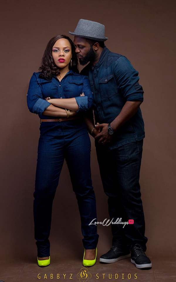 Nigerian Engagement Shoot Alma and Jesse LoveweddingsNG 2
