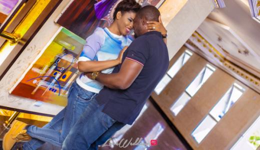 Nigerian Engagement Shoot Aries and Henry LoveweddingsNG Diko Photography 4