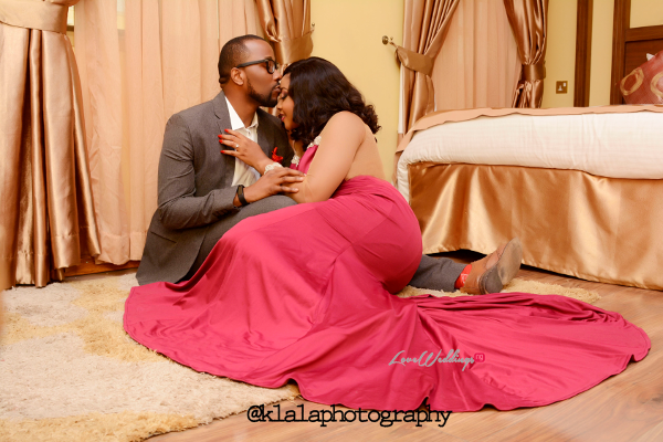 Nigerian Engagement Shoot Chichi and Stan LoveweddingsNG Klala Photography 1