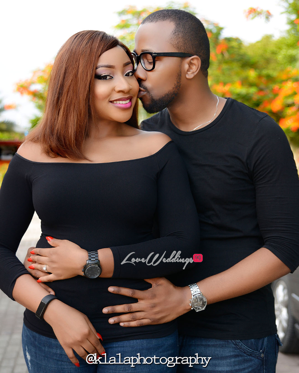 Nigerian Engagement Shoot Chichi and Stan LoveweddingsNG Klala Photography 20