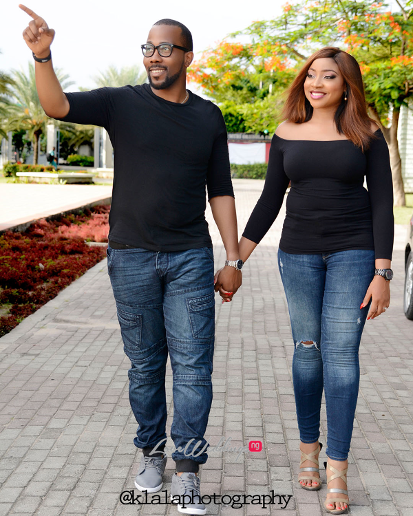 Nigerian Engagement Shoot Chichi and Stan LoveweddingsNG Klala Photography 22