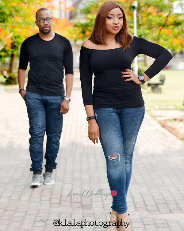 Nigerian Engagement Shoot Chichi and Stan LoveweddingsNG Klala Photography 23