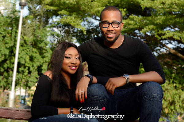 Nigerian Engagement Shoot Chichi and Stan LoveweddingsNG Klala Photography 3