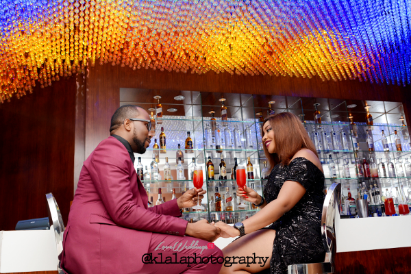 Nigerian Engagement Shoot Chichi and Stan LoveweddingsNG Klala Photography 4
