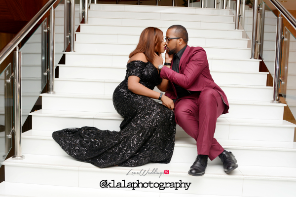 Nigerian Engagement Shoot Chichi and Stan LoveweddingsNG Klala Photography 7