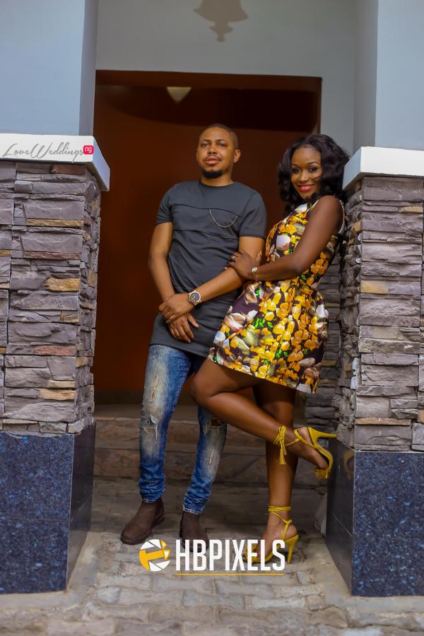 Nigerian Engagement Shoot - Emmanuel and Nnena LoveweddingsNG HB Pixels 2