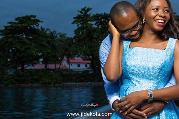 Nigerian Engagement Shoot Nafisat and Rilwan Jide Kola LoveweddingsNG 1
