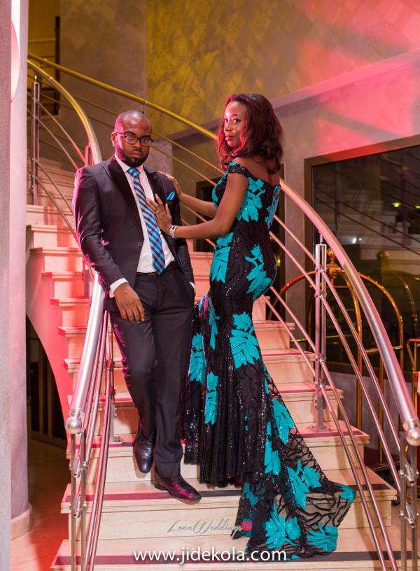 Nigerian Engagement Shoot Nafisat and Rilwan Jide Kola LoveweddingsNG 11