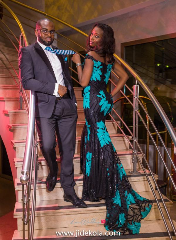 Nigerian Engagement Shoot Nafisat and Rilwan Jide Kola LoveweddingsNG 12