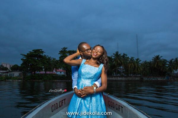 Nigerian Engagement Shoot Nafisat and Rilwan Jide Kola LoveweddingsNG