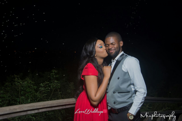 Nigerian Engagement Shoot #Sobee2016 LoveweddingsNG 1