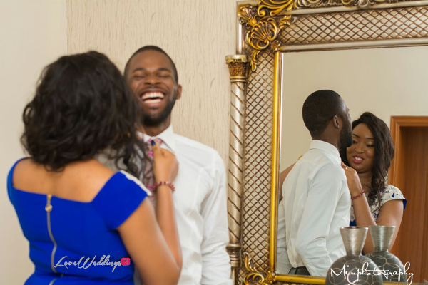Nigerian Engagement Shoot #Sobee2016 LoveweddingsNG 2