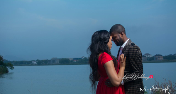 Nigerian Engagement Shoot #Sobee2016 LoveweddingsNG 3