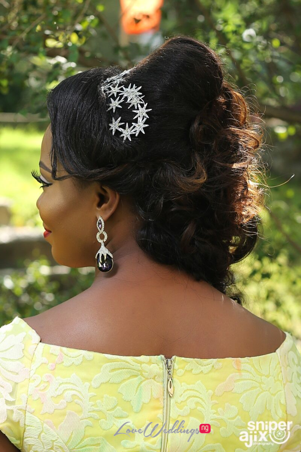 Nigerian Garden Shoot Artsmith Collections by Gbenga Dada - Beauty and the Beast LoveweddingsNG 4