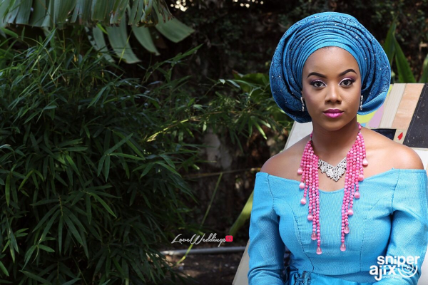 Nigerian Garden Shoot Artsmith Collections by Gbenga Dada - The Maverick Bride LoveweddingsNG 1