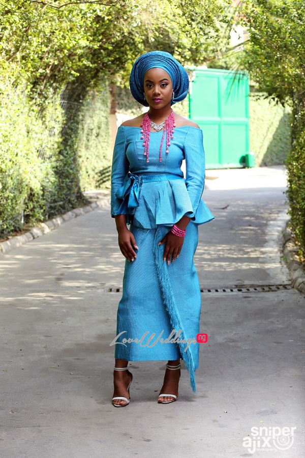 Nigerian Garden Shoot Artsmith Collections by Gbenga Dada - The Maverick Bride LoveweddingsNG 3