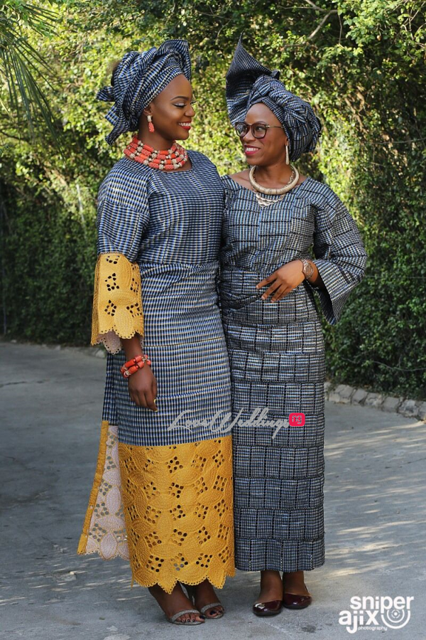 Nigerian Garden Shoot Artsmith Collections by Gbenga Dada - The Throwback LoveweddingsNG 7