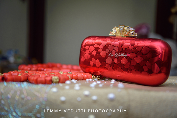 Nigerian Traditional Bridal Accessories Jane and Solomon Lemmy Vedutti Photography LoveweddingsNG 1