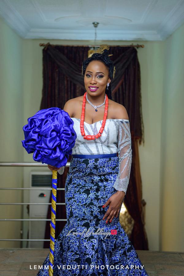 Nigerian Traditional Bride Jane and Solomon Lemmy Vedutti Photography LoveweddingsNG 2