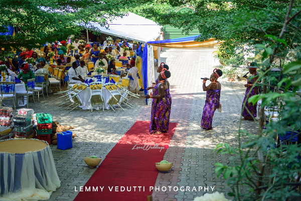Nigerian Traditional Wedding Dancers Jane and Solomon Lemmy Vedutti Photography LoveweddingsNG