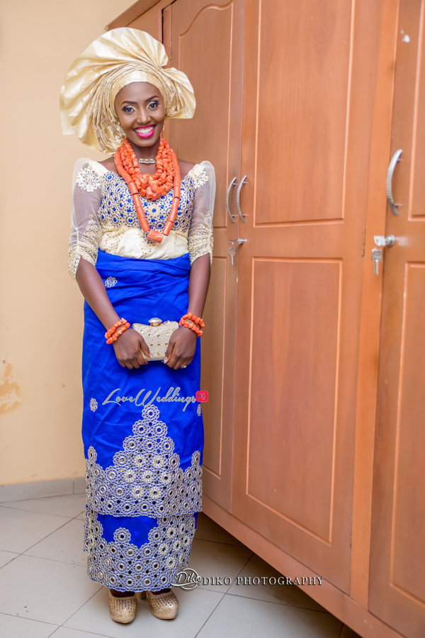 Nigerian Traditional Wedding Esther and Ben Bride Diko Photography LoveweddingsNG 1