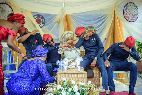 Nigerian Traditional Wedding Jane and Solomon Oya Dab Lemmy Vedutti Photography LoveweddingsNG