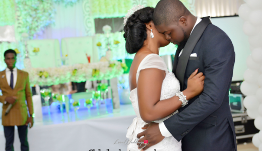 Nigerian Wedding Anu and Toye First Dance LoveweddingsNG Klala Photography